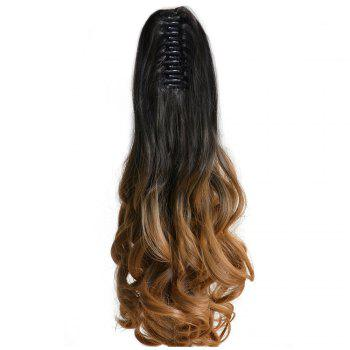TODO 20 inch Ombre Claw 7-piece 16-clip Synthetic Hair Extensions - OMBRE 3100B/1001# OMBRE B/