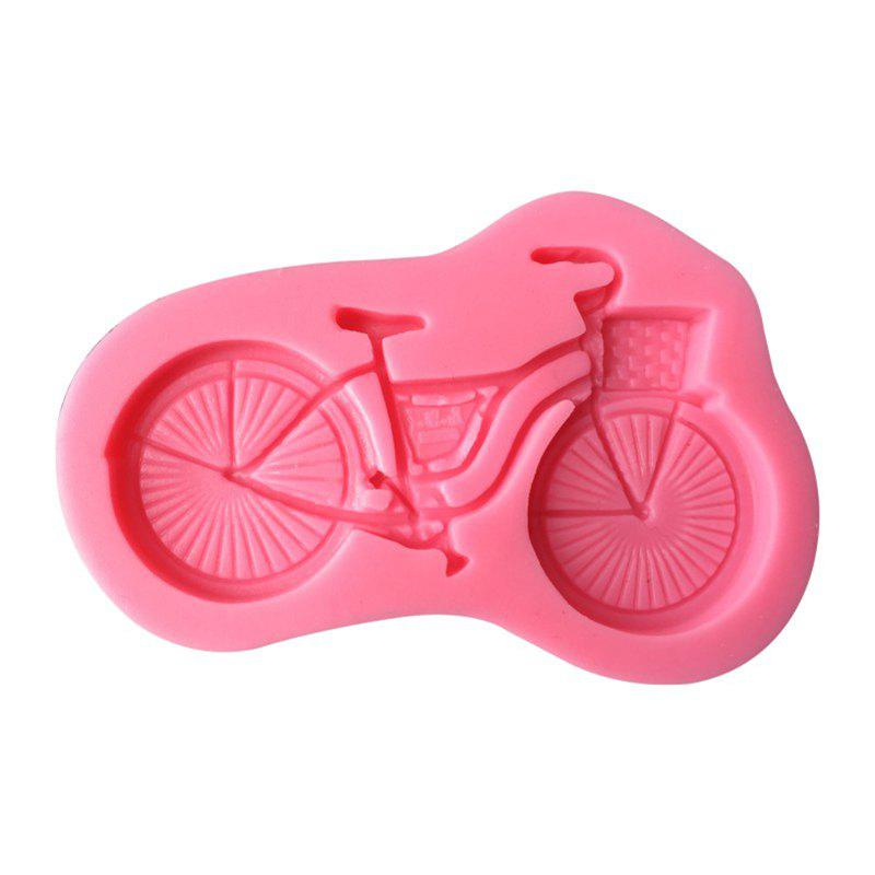 AK Bike Cake Silicone Decorating Moulds SM-511 - PAPAYA